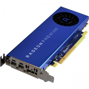 AMD 100-506001 Radeon Pro WX 2100 Graphic Card