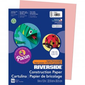 Riverside 103970 Super Heavywt Construction Paper PAC103970