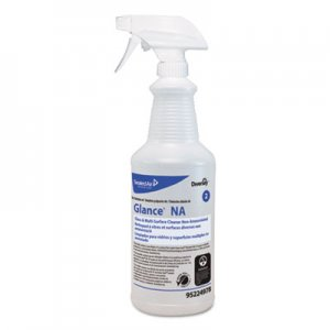 Diversey DVOD95224978A Glance NA Spray Bottle, 32 oz, Clear, 12/Carton