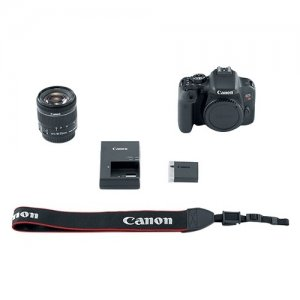 Canon 1894C002 EOS Digital SLR Camera with Lens