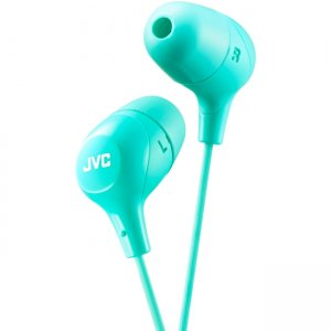 JVC HAFX38G Marshmallow Earphone
