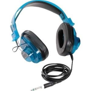 Califone 2924AVPS-BL Stereo Headphone