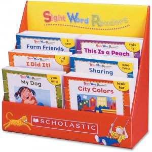Scholastic 0545067669 Teach Res. PreK-1 Sight Word Book Set SHS0545067669