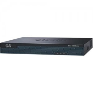 Cisco CISCO1921T1SECK9RF Integrated Services Router - Refurbished