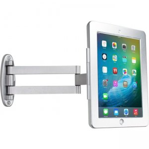 CTA Digital PAD-AWSEA Jointed Wall Mount Security Enclosure iPad 2-4, iPad Air, iPad Pro