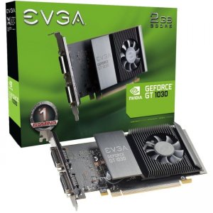 EVGA 02G-P4-6338-KR GeForce GT 1030 SC Graphic Card
