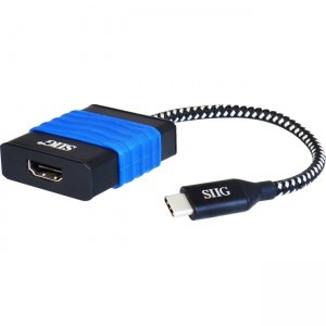 SIIG CB-TC0014-S2 USB Type-C to HDMI Cable Adapter - 4Kx2K