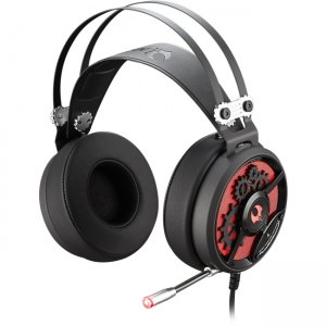 Bloody M660B MOCI Carbon Fiber Chronometer Gaming Headset