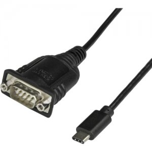 StarTech.com ICUSB232C Serial/USB Data Transfer Cable