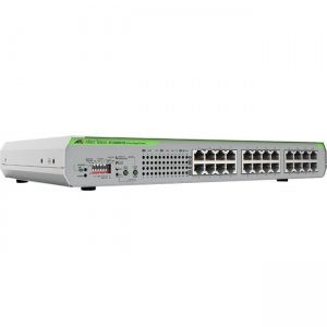 Allied Telesis AT-GS920/24-10 24-port 10/100/1000T Unmanaged Switch with Internal PSU