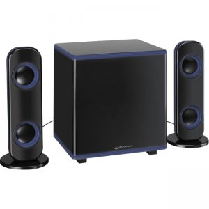 iLive IHB26B Wireless Home Music System With LEDs