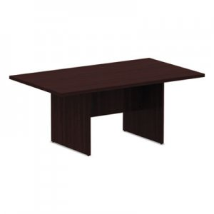 Alera ALEVA717242MY Valencia Series Conference Table, Rectangle, 70 7/8wx41 3/8dx29 1/2h, Mahogany