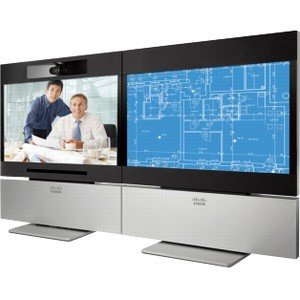 Cisco CTS-P65DC90-K9 TelePresence Profile 65-inch Dual Web Conference Equipment