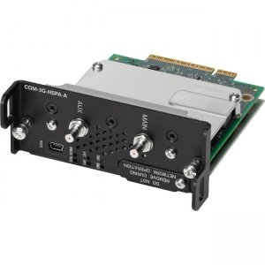 Cisco CGM-3G-HSPA-A Connected Grid Module - 3G AT&T HSPA+/UMTS/GSM/GPRS/ED GE