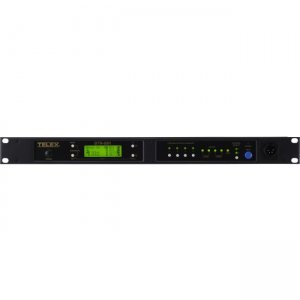 RTS BTR-80N-F5R5 Narrow Band UHF Two-Channel Wireless Synthesized Base Station