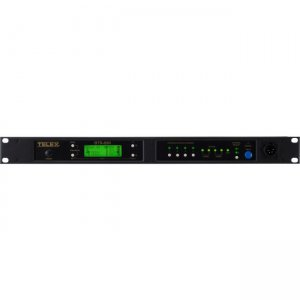 RTS BTR-80N-B2R5 Narrow Band UHF Two-Channel Wireless Synthesized Base Station