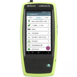NetScout LR-G2-KIT LinkRunner Network Testing Device