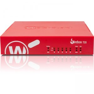WatchGuard WGT35001-WW Firebox Network Security/Firewall Appliance