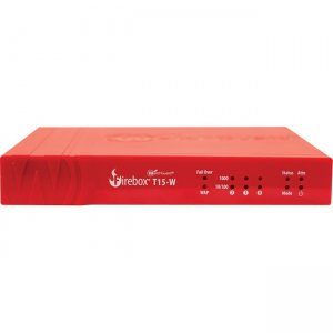 WatchGuard WGT16643-WW Firebox Network Security/Firewall Appliance