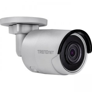 TRENDnet TV-IP318PI Indoor/Outdoor 8MP 4K H.265 WDR PoE IR Bullet Network Camera