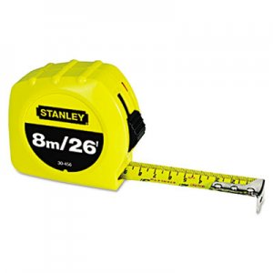 "Stanley Tools BOS30456 Tape Rule, 1"" x 26ft"