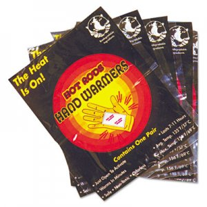 OccuNomix OCC110010R Hot Rods Hand Warmers, 10/Pack