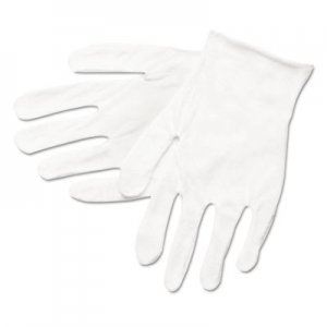 MCR Safety CRW8600C Cotton Inspector Gloves, Men's, Reversible