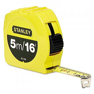 "Stanley Tools BOS30496 Tape Measure, 3/4"" x 16ft"