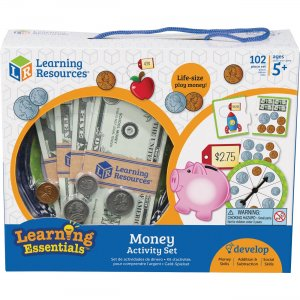 Learning Resources LER3219 Money Activity Set LRNLER3219