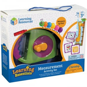 Learning Resources LER3221 Measurement Activity Set LRNLER3221