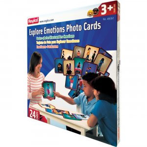 Roylco R49592 Explore Emotions Photo Cards RYLR49592