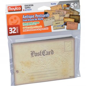 Roylco R52064 Antique Post Cards RYLR52064