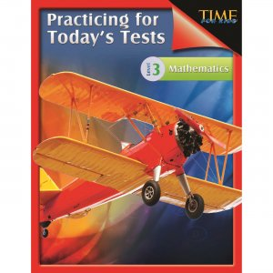 Shell 51442 Math Practice Tests - Level 3 SHL51442