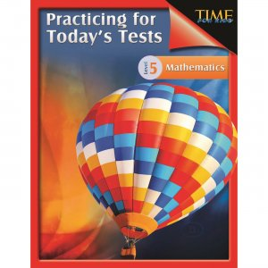 Shell 51444 Math Practice Tests - Level 5 SHL51444