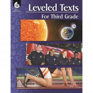 Shell 51630 Leveled Texts for Grade 3 SHL51630