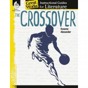 Shell 51648 The Crossover: An Instructional Guide for Literature SHL51648