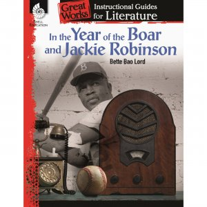 Shell 51719 Year of Boar & Jackie Robinson Guide SHL51719