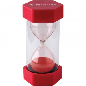 Teacher Created Resources 20657 1 Minute Sand Timer-Large TCR20657