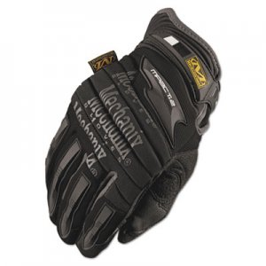 Mechanix Wear MNXMP205010 M-Pact 2 Gloves, Black, Large