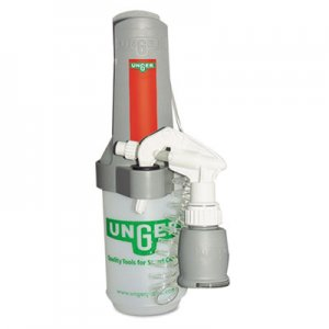 Unger UNGSOABG Sprayer-on-a-Belt Spray Bottle Kit, 33oz