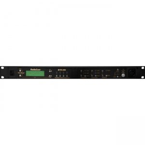 RTS BTR-800-A2 Two-Channel UHF Synthesized Wireless Intercom Base Station