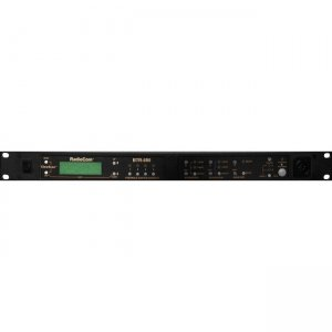 RTS BTR-800-C4R5 Two-Channel UHF Synthesized Wireless Intercom Base Station