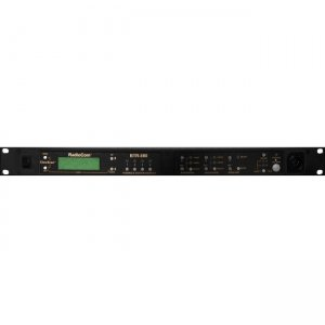 RTS BTR-800-F2R Two-Channel UHF Synthesized Wireless Intercom Base Station