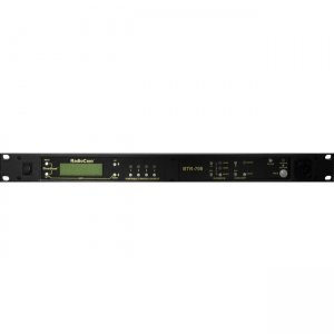 RTS BTR-700-C3R5 Single-Channel UHF Synthesized Wireless Intercom Base Station