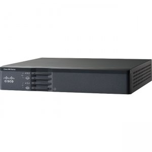 Cisco C867VAE Base Router with VDSL2/ADSL2+ over Basic Telephone Service C867VAE