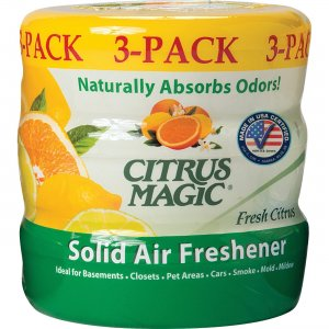 Citrus Magic 616472149 Solid Air Freshener BMT616472149