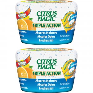 Citrus Magic 618372831 Triple Action Air Freshener BMT618372831