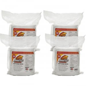 2XL L36CT Advantage Sanitizing Wipes TXLL36CT