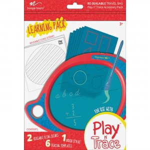 Boogie Board ACPL10005 Play N Trace Activity Pack IMVACPL10005