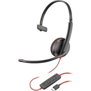 Plantronics 209748-101 Blackwire Headset